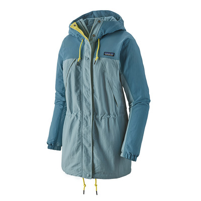 PATAGONIA - SKYFOREST - Parka Donna berlin blue