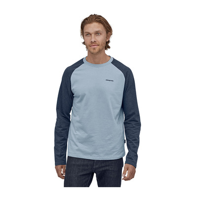 PATAGONIA - P-6 LOGO LIGHTWEIGHT - Sweat Homme berlin blue