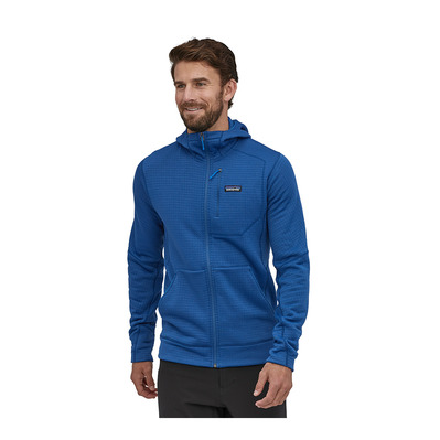 PATAGONIA - R1 - Sweat Homme superior blue