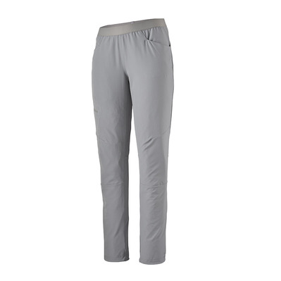 PATAGONIA - CHAMBEAU ROCK - Pantaloni Donna feather grey
