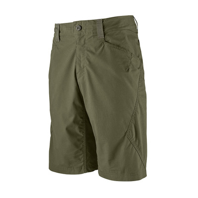 PATAGONIA - VENGA ROCK - Short Homme industrial green