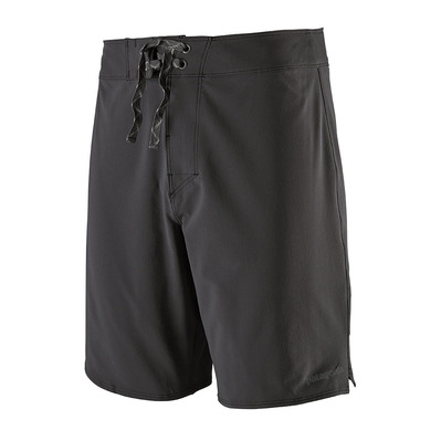 PATAGONIA - M's Stretch Hydropeak Boardshorts - 18 in. Homme Ink Black