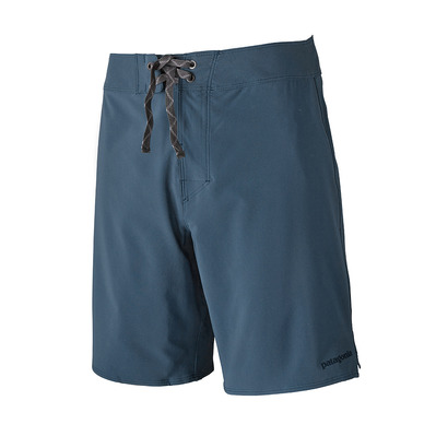 PATAGONIA - M's Stretch Hydropeak Boardshorts - 18 in. Homme Stone Blue