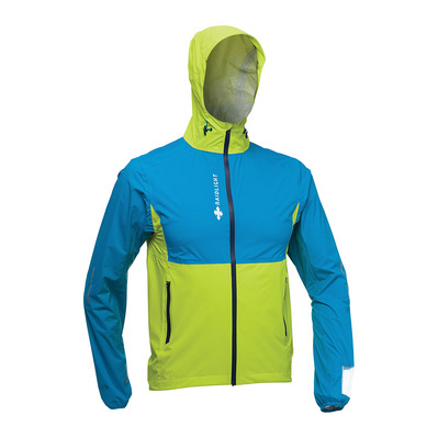 RAIDLIGHT - RESPONSIV MP+ - Chaqueta hombre lime green