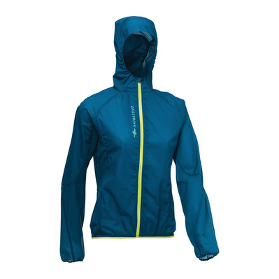 RAIDLIGHT - ACTIV WINDPROOF - Giacca Donna petrol