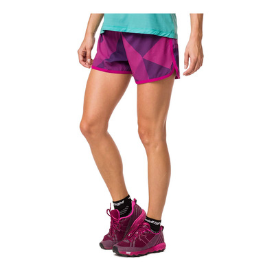 RAIDLIGHT - ACTIV RUN SHORT W Femme PURPLE