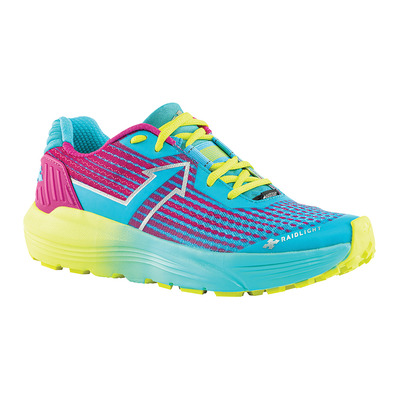 RAIDLIGHT - RESPONSIV ULTRA - Chaussures trail Femme pink/light blue