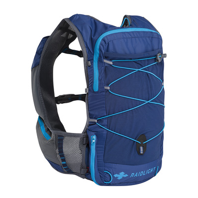RAIDLIGHT - ACTIV EVOLUTION 3L - Zaino d'idratazione Uomo dark blue/grey