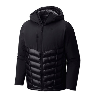 SUPERCHARGER INSULATED - Doudoune Homme black