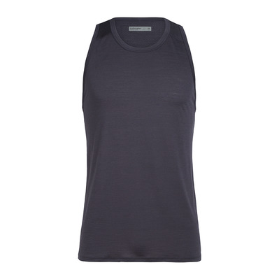 ICEBREAKER - Mens Amplify Tank / Panther S Homme Panter