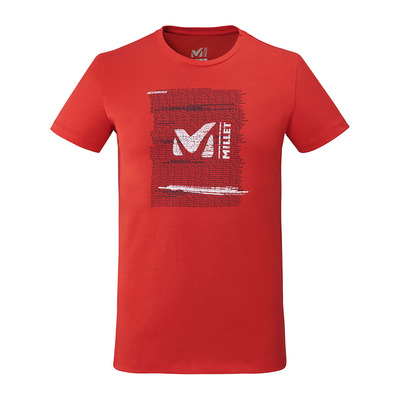 MILLET - MILLET RISE UP - Tee-shirt Homme fire