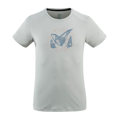 MILLET - M LOGO 2 TS SS M Homme MONUMENT