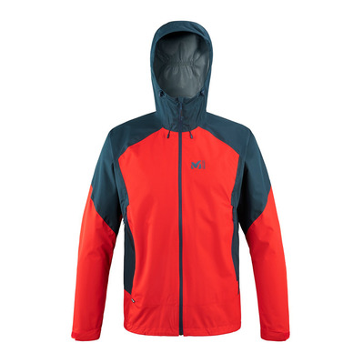 MILLET - FITZ ROY III - Chaqueta hombre orion blue/fire