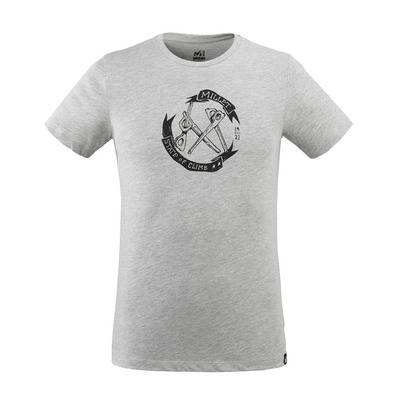 MILLET - OLD GEAR - Tee-shirt Homme heather grey