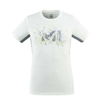 MILLET - LTK PRINT LIGHT TS SS M Homme MOON WHITE