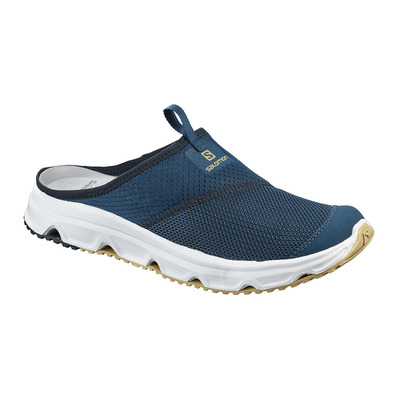 SALOMON - Shoes RX SLIDE 4.0 Poseidon/Navy Blaze/T Homme Poseidon/Navy Blaze/T