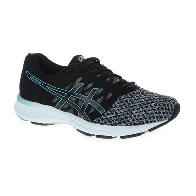 GEL-EXALT 4 - Chaussures running Femme black/dark grey/porcelain blue