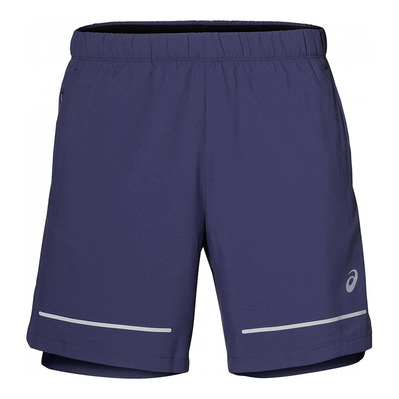 LITE-SHOW 7IN - Short Homme indigo blue