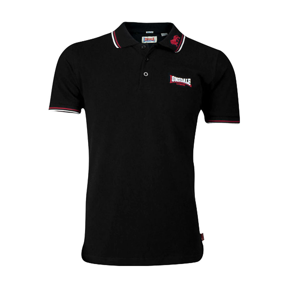 OPERATION COMBAT Lonsdale LION - Polo Homme