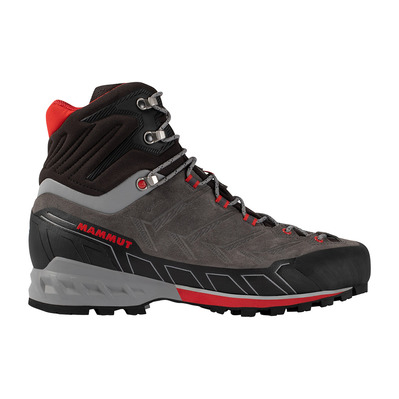 MAMMUT - KENTO TOUR HIGH GTX - Chaussures trekking Homme dark titanium/dark spicy