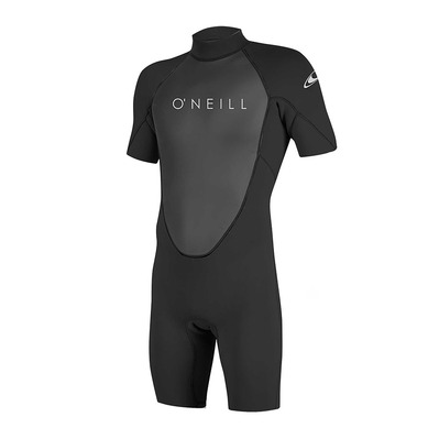 O'NEILL - Reactor-2 2mm Back Zip S/S Spring Homme A00 BLK/BLK