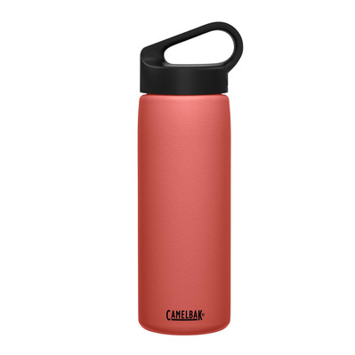 CAMELBAK - CARRY CAP VACUUM 600ml - Gourde isotherme terracotta rose