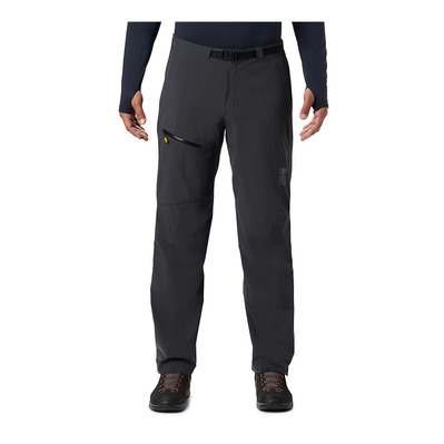 MOUNTAIN HARDWEAR - STRETCH OZONIC - Pantaloni Uomo dark storm