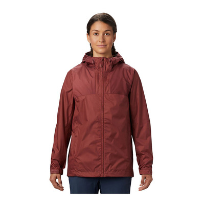 MOUNTAIN HARDWEAR - BRIDGEHAVEN - Chaqueta mujer  washed rock