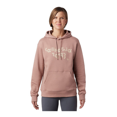 MOUNTAIN HARDWEAR - TOMOMI - Sweatshirt - Women's - smoky quartz
