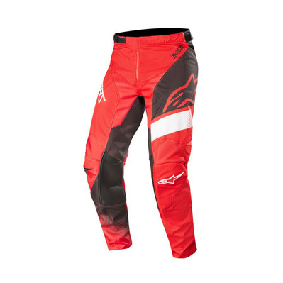 RACER SUPERMATIC - Pantalón hombre red/black/white