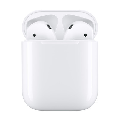 AIRPODS 2 - Auriculares bluetooth white - Grado A+