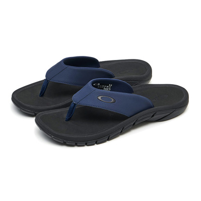 OAKLEY - SUPER COIL 2.0 - Chanclas hombre foggy blue