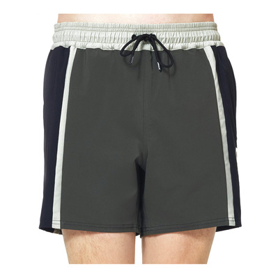 OAKLEY - B1B COLOR BLOCK BEACH 16 - Short de bain Homme new dark brush