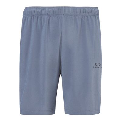 OAKLEY - FOUNDATIONAL TRAINING SHORT 7 Homme UNIFORM GREY