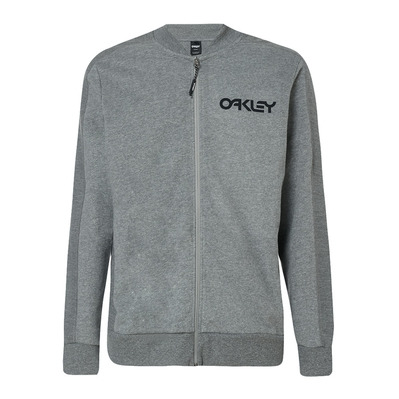 OAKLEY - REVERSE FZ - Sweat Homme new granite hthr