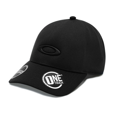 OAKLEY - ONE TOUCH MATCH ELLIPSE - Gorra hombre blackout