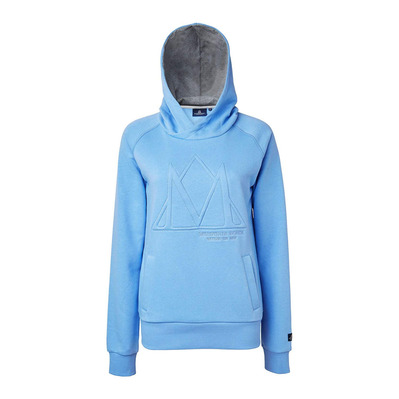 LAKE - Sweat Femme mirage blue