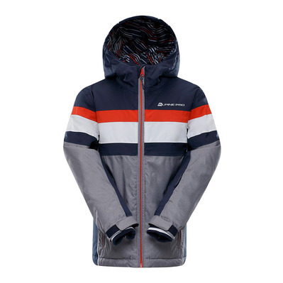 WIREMO 2 - Veste de ski Junior mood indigo