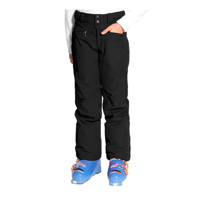 PEARL - Pantalon ski Junior negro