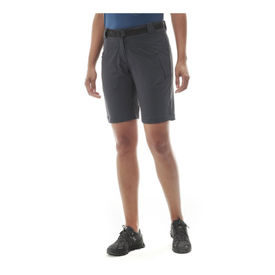 EIDER - FLEX - Bermuda Shorts - Women's - crest black