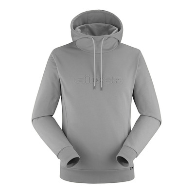 EIDER - YULTON 2.0 - Sweat Homme heather grey/3d logo