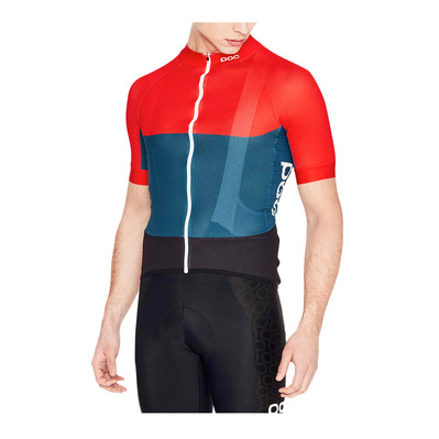 ESSENTIAL ROAD - Maillot Homme blue/prismane red