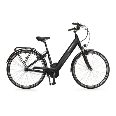 "SELECTION 28"" - Bici de trekking eléctrica black"