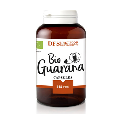 Diet food BIO GUARANA - Capsules de Guarana Bio X145