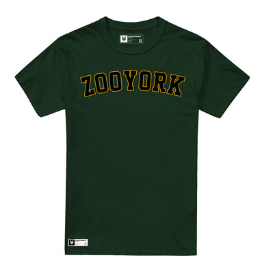 CORE ARCH - Camiseta hombre forest green