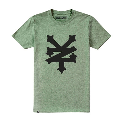 CORNING - Tee-shirt Homme heather military