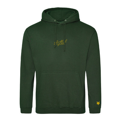 SIGNATURE - Sudadera hombre forest green