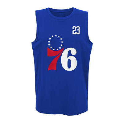 ALL NET PHILADELPHIA 76ERS JIMMY BUTLER - Camiseta de tirantes hombre team color
