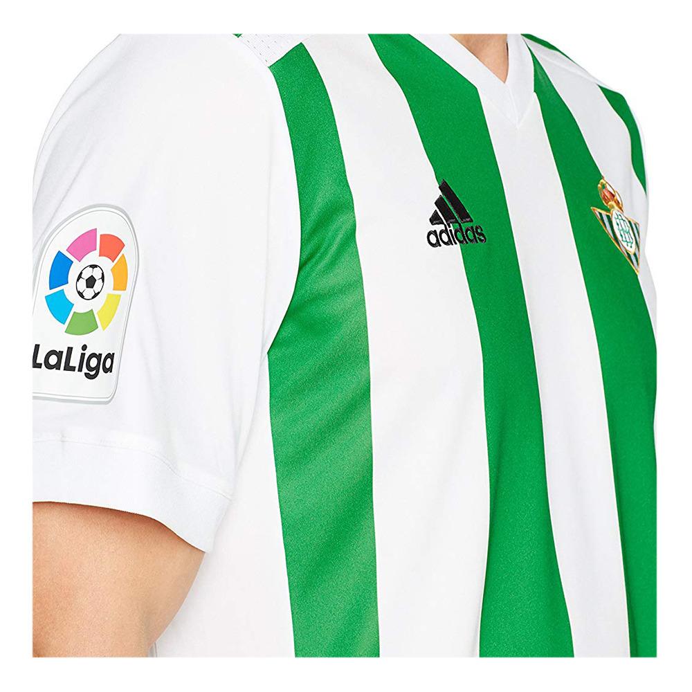Expresamente Fiordo Reanimar  ADIDAS FÚTBOL Adidas BETIS HOME 17/18 - Camiseta hombre green - Private  Sport Shop
