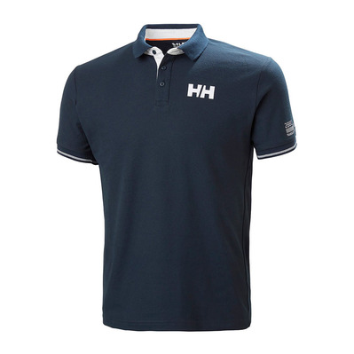 HELLY HANSEN - HP SHORE - Polo - Men's - navy